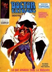 Doctor Extraño -4- Lo que acecha tras la máscara