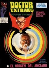 Doctor Extraño -6- El origen del Anciano