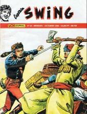 Capt'ain Swing! (2e série) -55- Le crâne aux trois étoiles