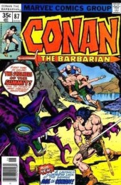 Conan the Barbarian Vol 1 (Marvel - 1970) -87- Demons at the summit!