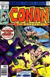 Conan the Barbarian (1970) -87- Demons at the summit!
