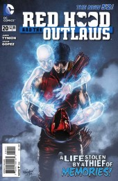 Red Hood and the Outlaws (2011) -20- Confessions