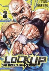 Lock Up - Pro-Wrestling -3- Tome 3