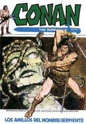 Conan (Vol. 1) -4- Los anillos del hombre-serpiente