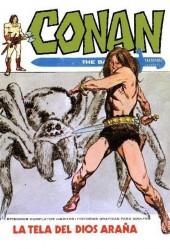 Conan (Vol. 1) -7- La tela del Dios Araña