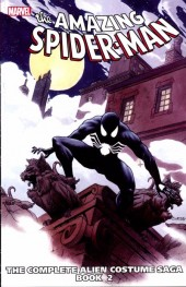 Amazing Spider-Man (The) (TPB) -INT- The Complete Alien Costume Saga Book 2