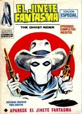 Jinete Fantasma, the Ghost Rider (El)