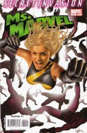 Ms. Marvel (2006) -30- The battle of Manhattan: conclusion