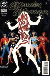 Wonder Woman (1987) -134- Who is Donna Troy ?
