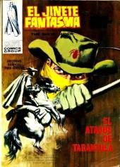 Jinete Fantasma, the Ghost Rider (El) -2- El ataque del Tarántula