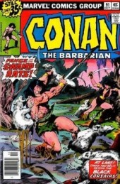 Conan the Barbarian Vol 1 (Marvel - 1970) -91- Savage doings in shem!