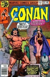 Conan the Barbarian (1970) -93- Of rage and revenge!