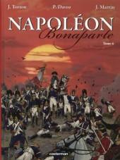 Jacques Martin présente -7- Napoléon Bonaparte - Tome 4
