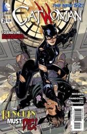 Catwoman (2011) -21- Gang War