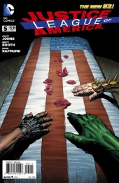 Justice League of America (2013) -5- World's Most Dangerous, Chapter Five
