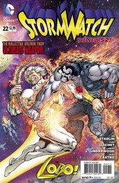 Stormwatch (2011) -22- Unforseen