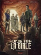 Les explorateurs de la Bible -1- Le manuscrit de Sokoka