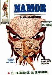 Namor (Vol. 1) -4- El Hechizo de la Serpiente