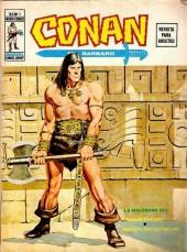 Conan (Vol. 2) -1- La Maldición del Cráneo Dorado