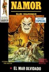 Namor (Vol. 1) -7- El Mar Olvidado