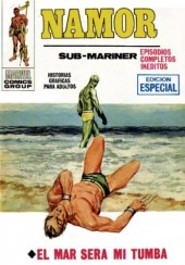 Namor (Vol. 1) -8- El mar será mi Tumba