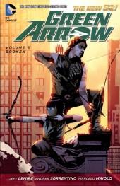 Green Arrow (2011) -INT06- Broken