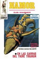 Namor (Vol. 1) -10- En las garras de Tigre Tiburón
