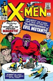 Uncanny X-Men (The) (1963) -4- The brotherhood of evil mutants!