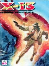 X-13 agent secret -90- Les aigles du volcan