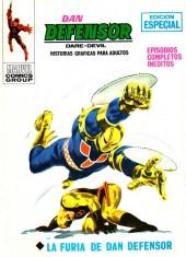 Dan Defensor (Dare-Devil) -10- La furia de Dan Defensor
