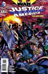 Justice League of America (2013) -7- Trinity War: Chapter Four