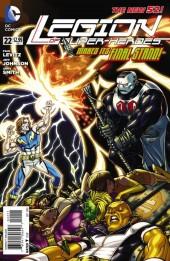 Legion of Super-Heroes (2011) -22- Endings, Part Two