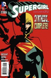 Supergirl (2011) -22- Close to Home