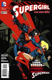 Supergirl (2011) -23- Out of the Past