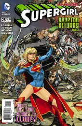 Supergirl (2011) -25- Krypton Returns, Part 3