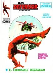 Dan Defensor (Dare-Devil) -13- El abominable Escarabajo