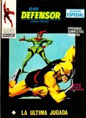 Dan Defensor (Dare-Devil) -18- La última jugada