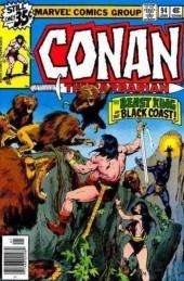 Conan the Barbarian (1970) -94- The beast-king of Abombi!