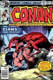 Conan the Barbarian Vol 1 (Marvel - 1970) -95- The return of Amra!