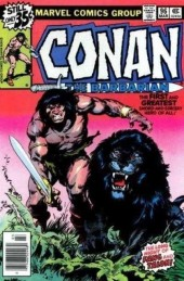 Conan the Barbarian (1970) -96- The long night of fang and talon! part one