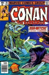 Conan the Barbarian Vol 1 (Marvel - 1970) -98- Sea-woman!