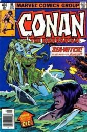 Conan the Barbarian (1970) -98- Sea-woman!