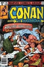 Conan the Barbarian (1970) -99- Devil-crabs of the dark cliffs!