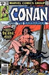 Conan the Barbarian Vol 1 (Marvel - 1970) -100- Death on the black coast!