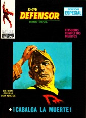 Dan Defensor (Dare-Devil) -23- ¡Cabalga la muerte!