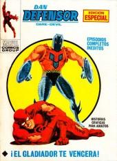 Dan Defensor (Dare-Devil) -26- ¡El Gladiador te vencerá!