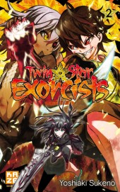 Twin Star Exorcists -2- Tome 2