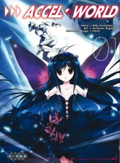 Couverture de Accel World -1- Tome 1