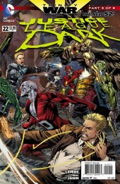 Justice League Dark (2011) -22- Trinity War: Chapter Three