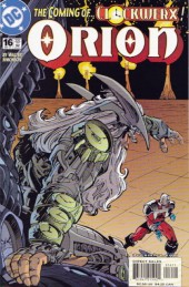 Orion (Simonson, 2000) -16- The abyssmal planet